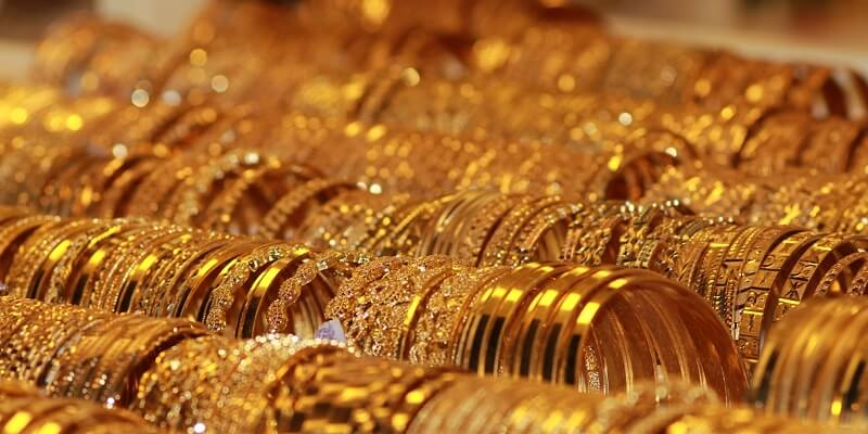 黃金原物料